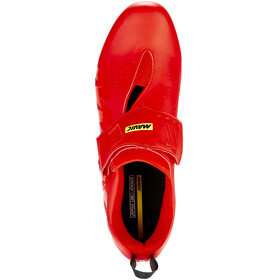 Mavic Cosmic Elite Tri Shoes Unisex Fiery Red/Black